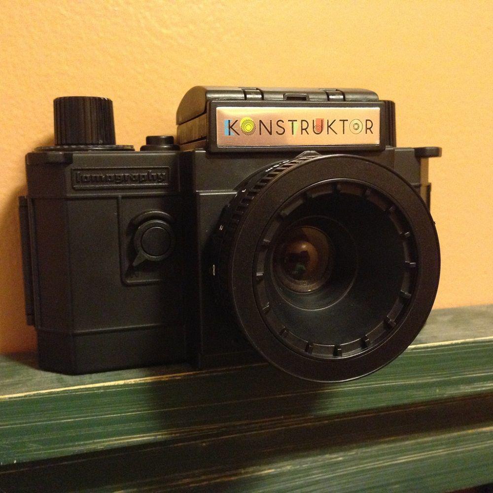 Konstruktor DIY 35mm Camera Kit