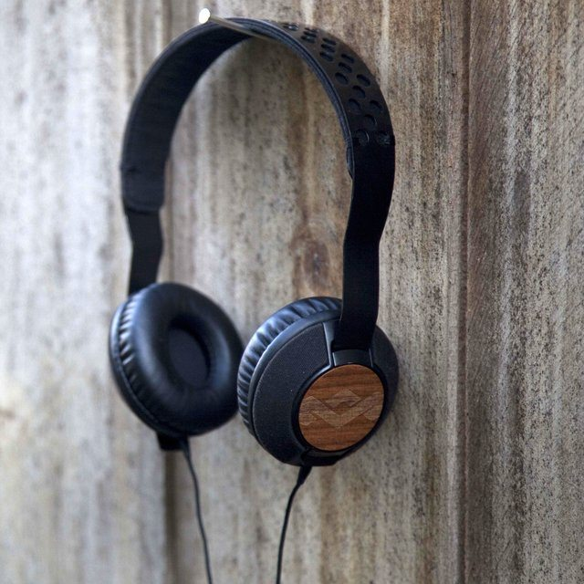 Liberate On-Ear Headphones