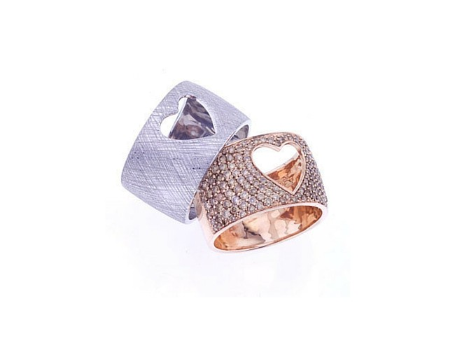 Love is Love Ring by Alexa Leigh