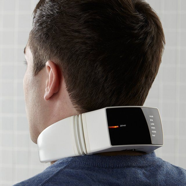 Neck+Massager+With+Wireless+Remote+Control