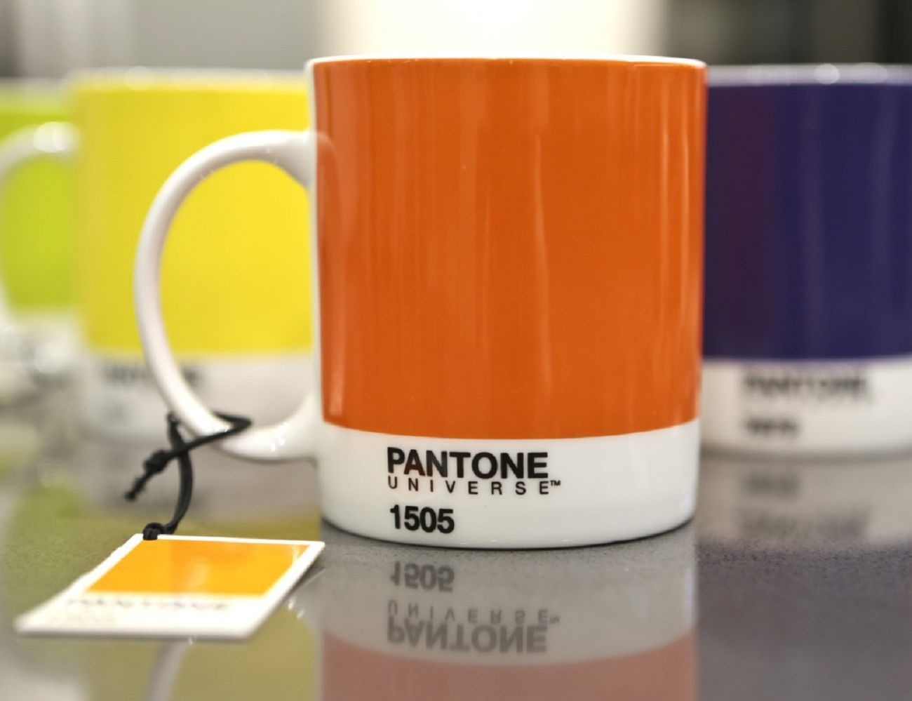 Pantone Universe Mugs