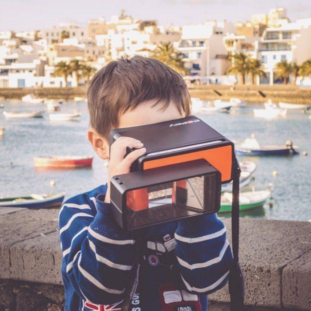 Poppy 3D iPhone Camera