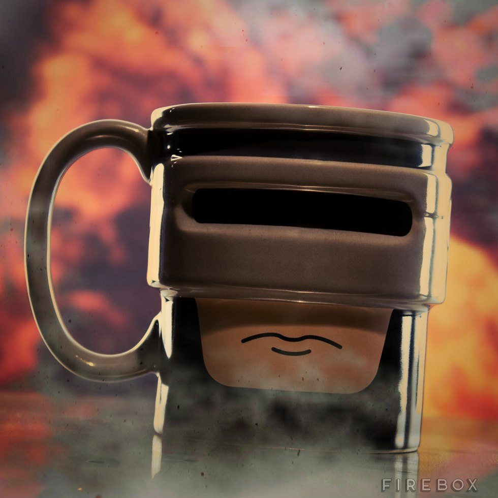 RoboCup Mug from OmniCup
