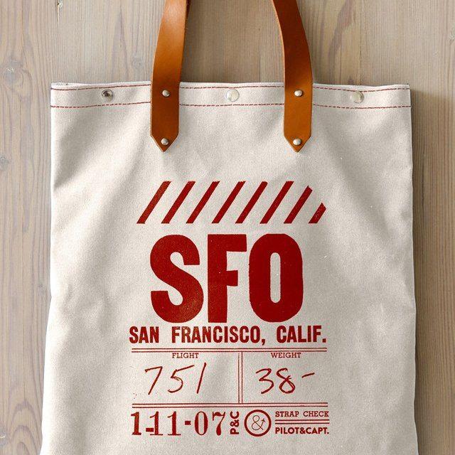 SFO+Carry+On+Bag