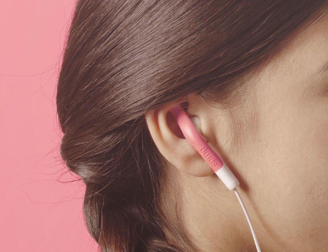 Sprngclip For Apple EarPods