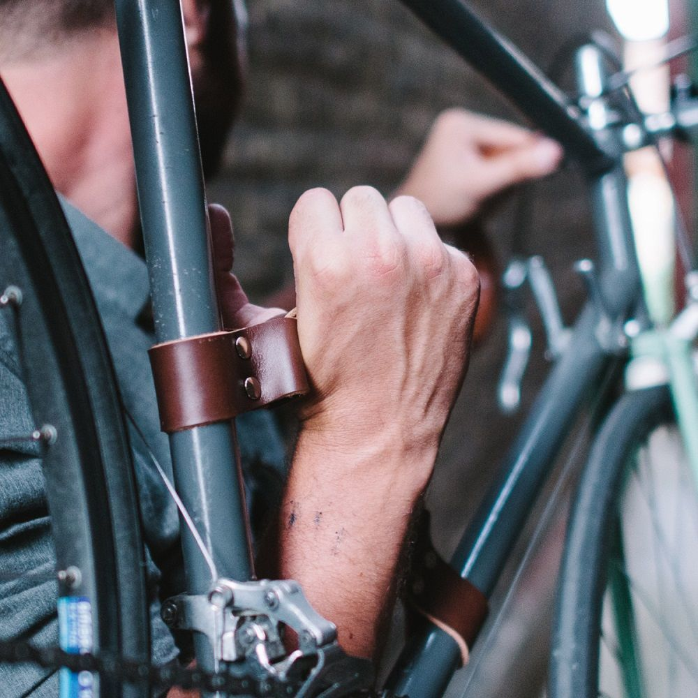 The Little Lifter Bicycle Frame Handle