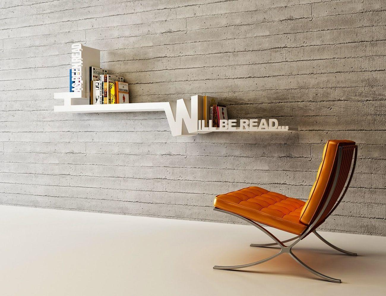 Typographic+Bookshelf