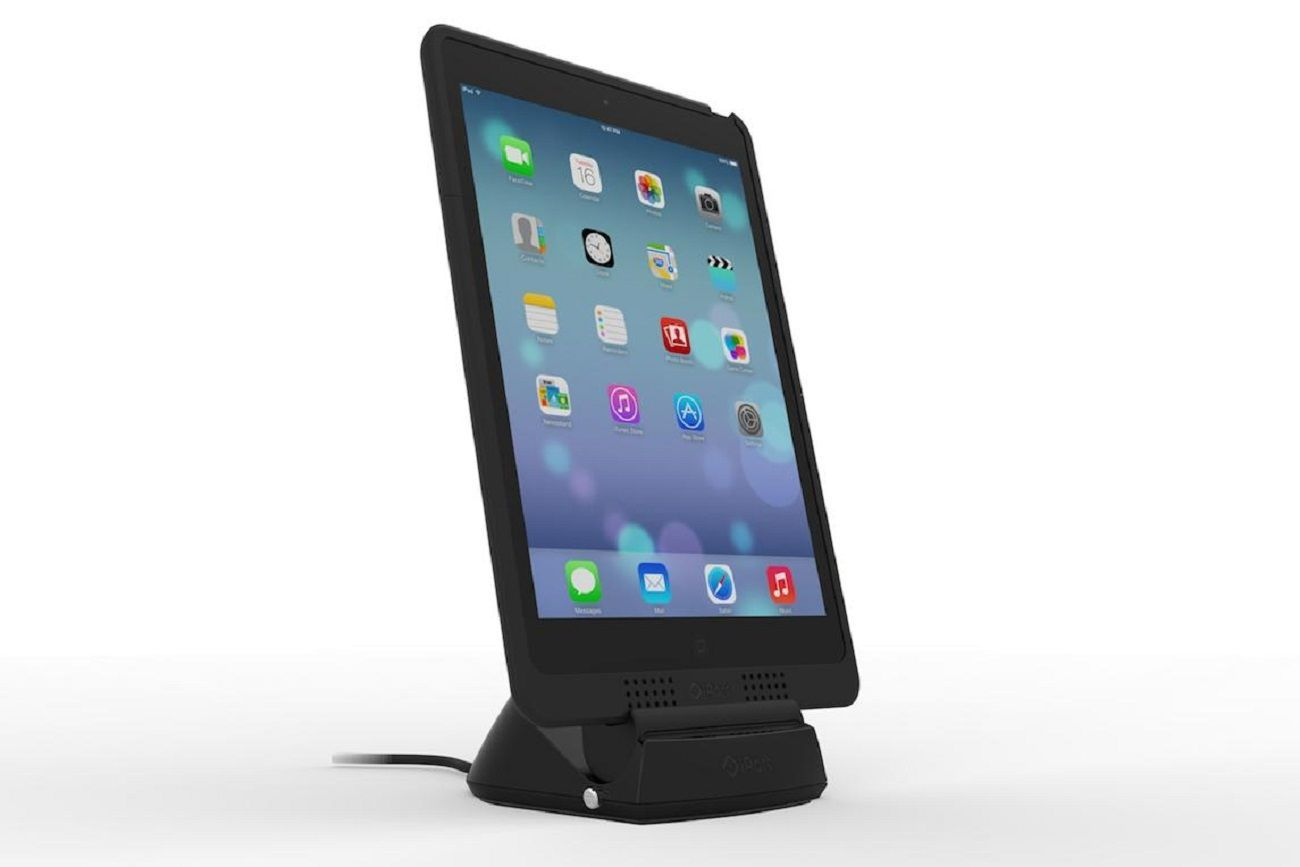 iPort Charge Case and Stand for iPad