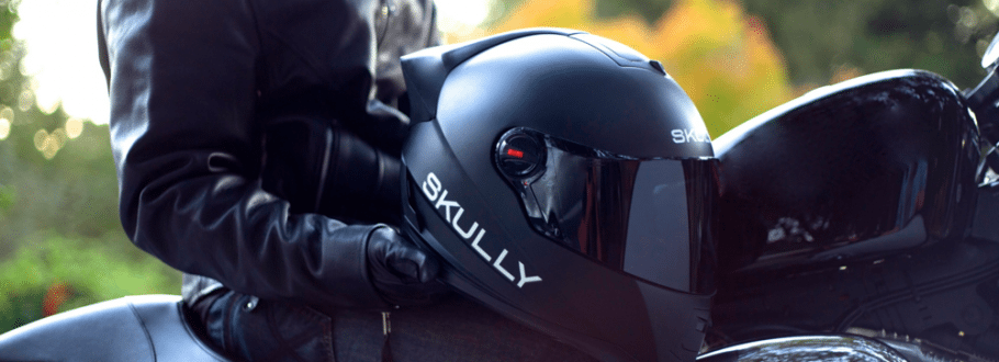 Skully AR-1 is the Future of Motorcycle Rides