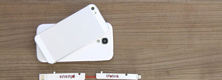 LifeLink Provides Charging and Syncing in a Durable, Flexible, and Convenient Peripheral