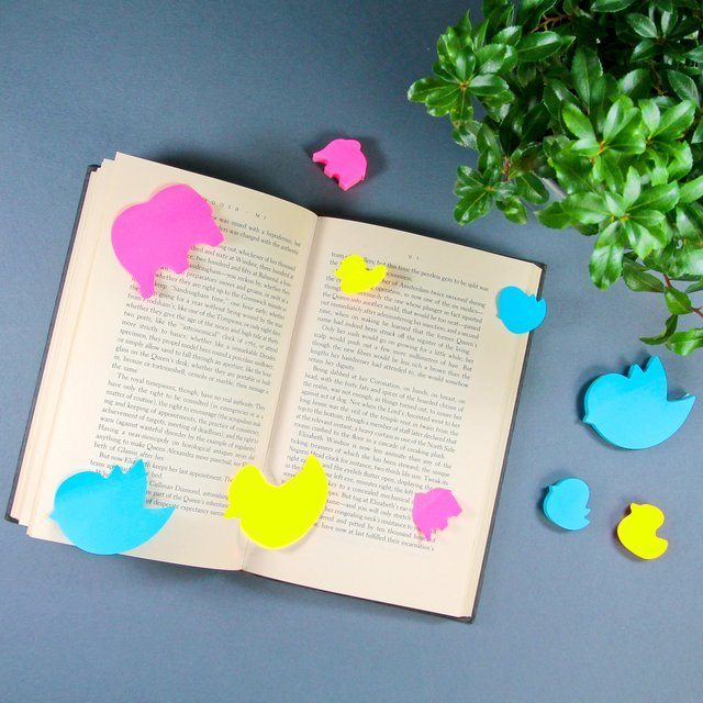 Animal Sticky Notes and Page Markers