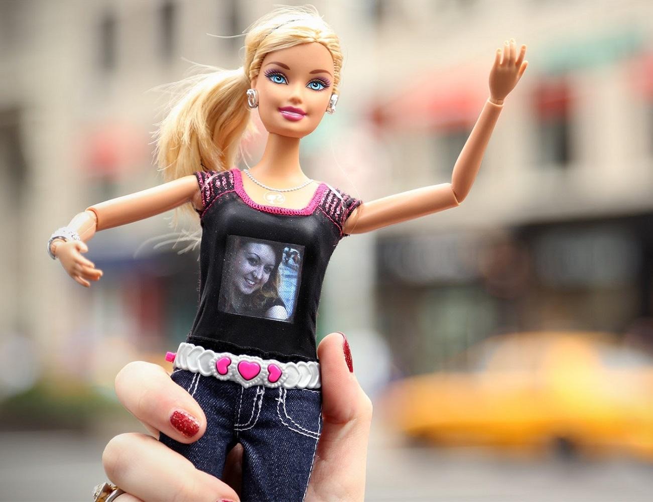 Barbie+Video+Camera+Doll