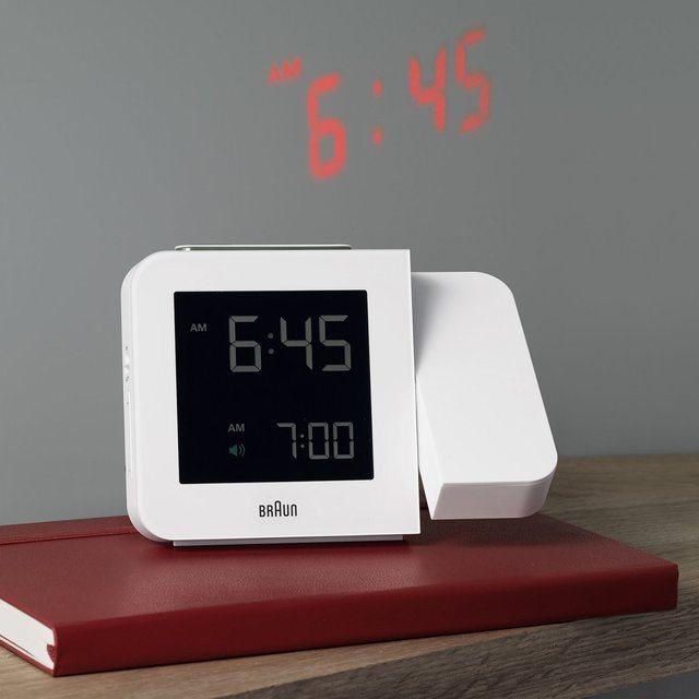 Braun+Projecting+Alarm+Clock