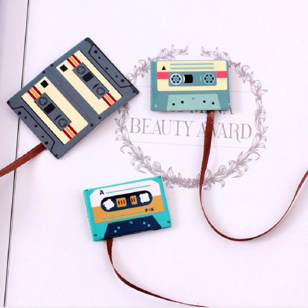 Cassette+Tape+Bookmarks