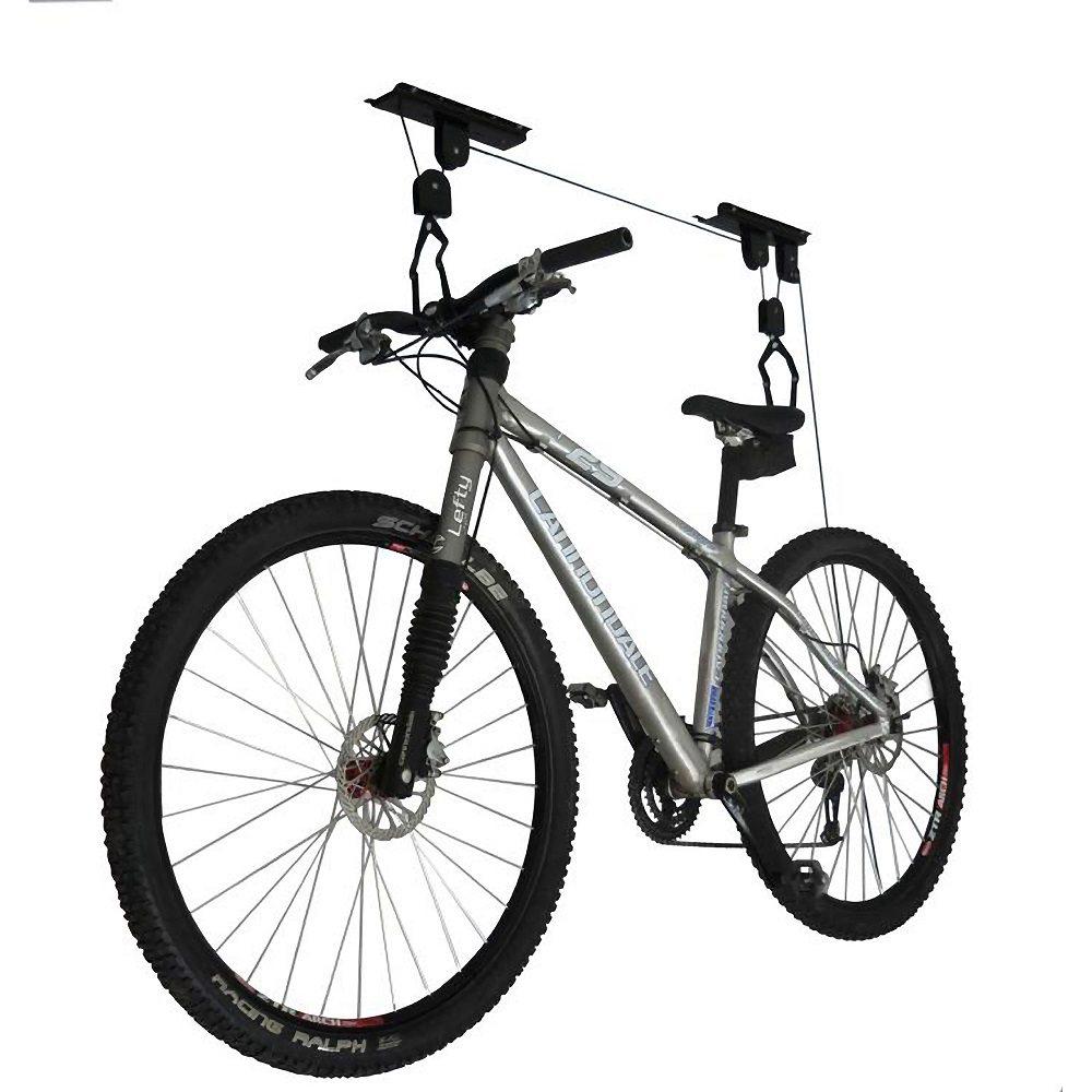 Ceiling-Mounted Bike Lift