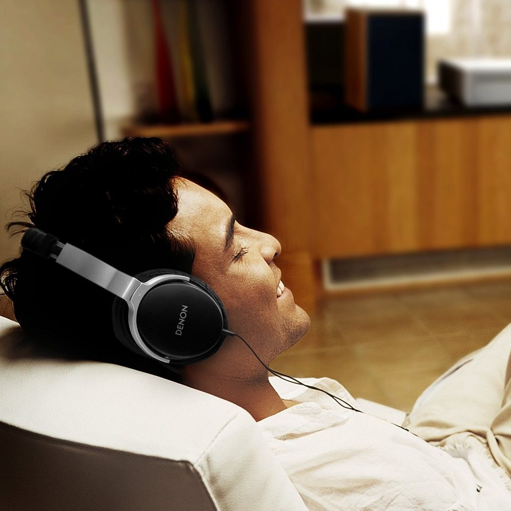 Denon+AH-D510R+Headphones