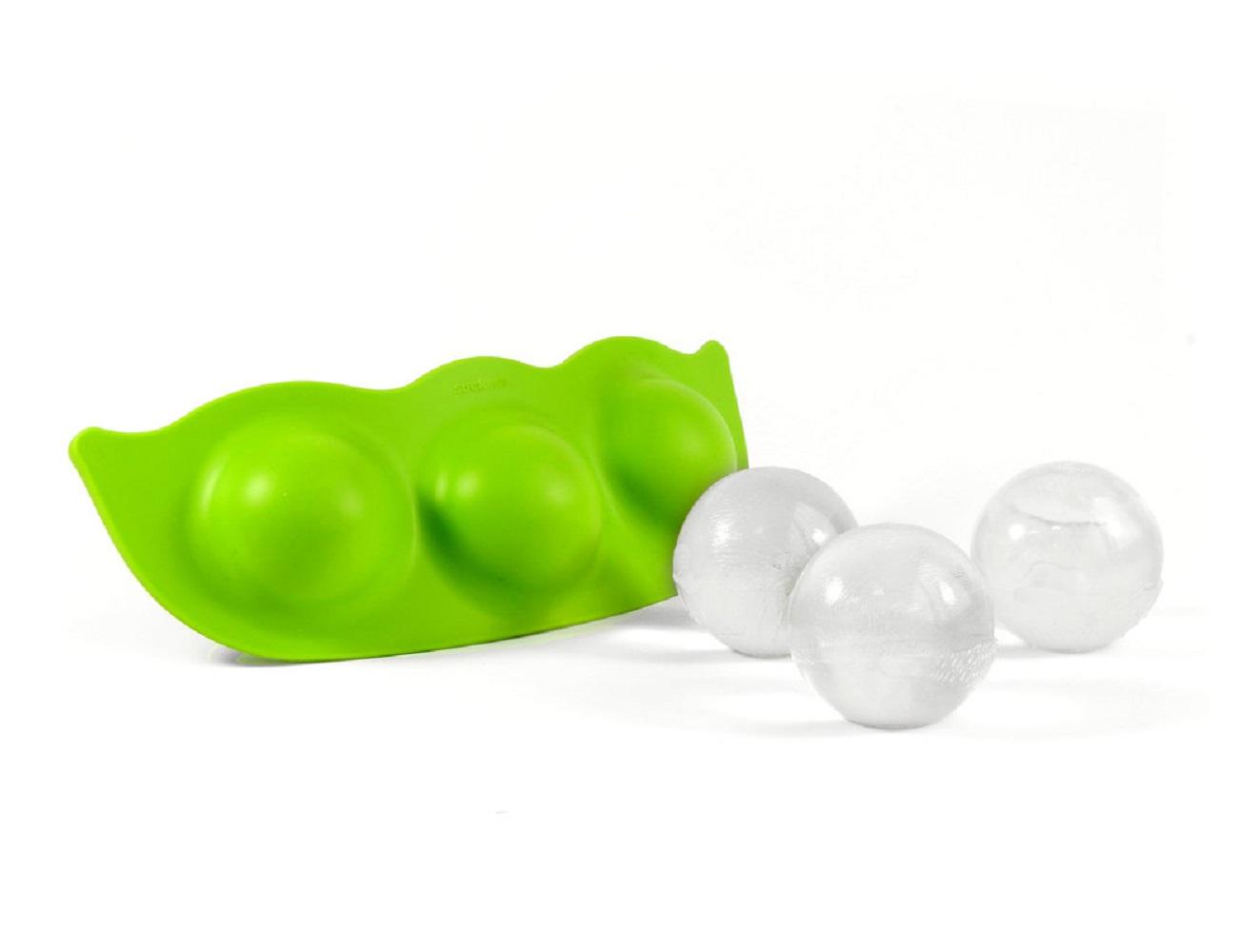 Frozen Peas Ice Mould