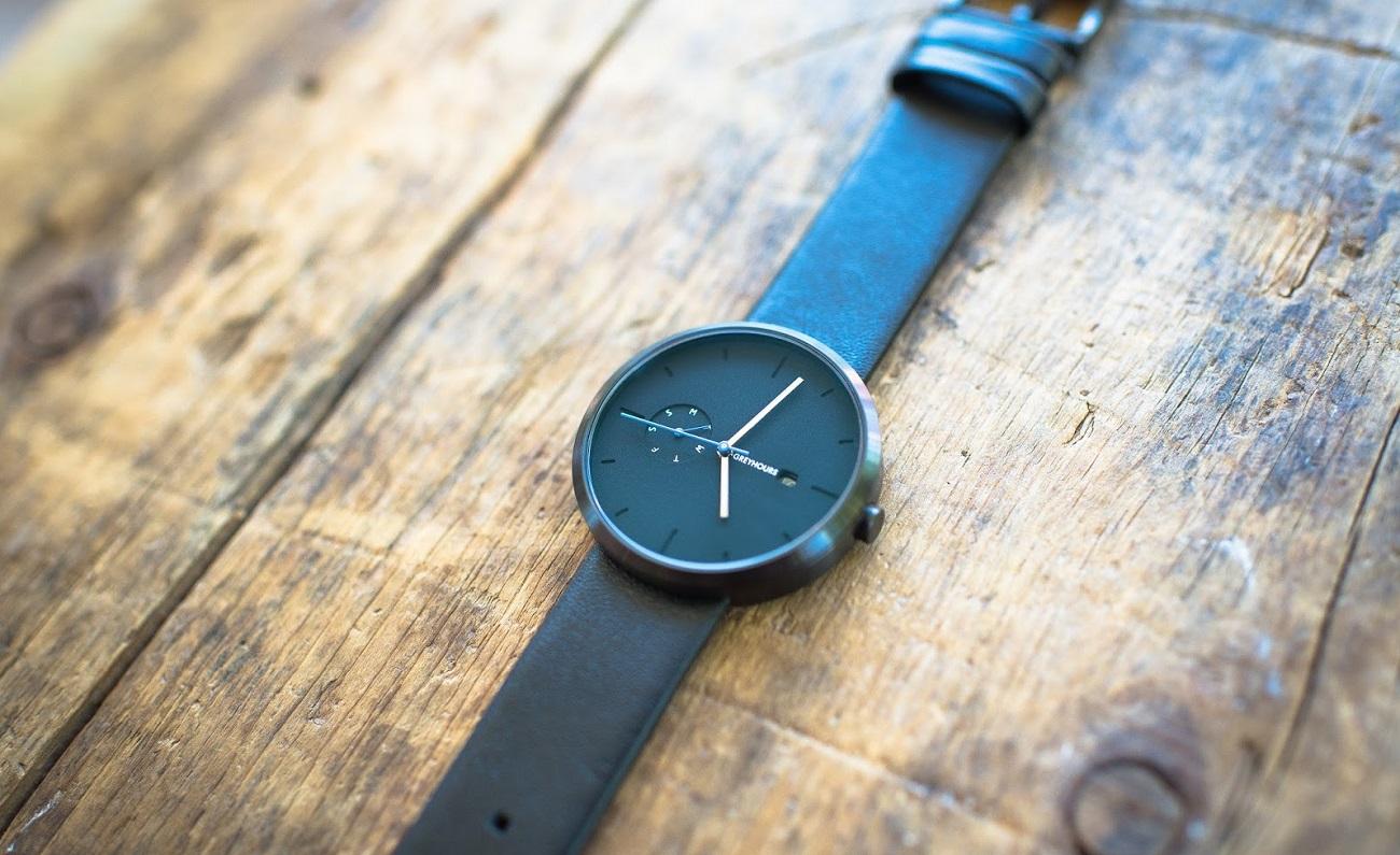 Greyhours Essential Black Watch
