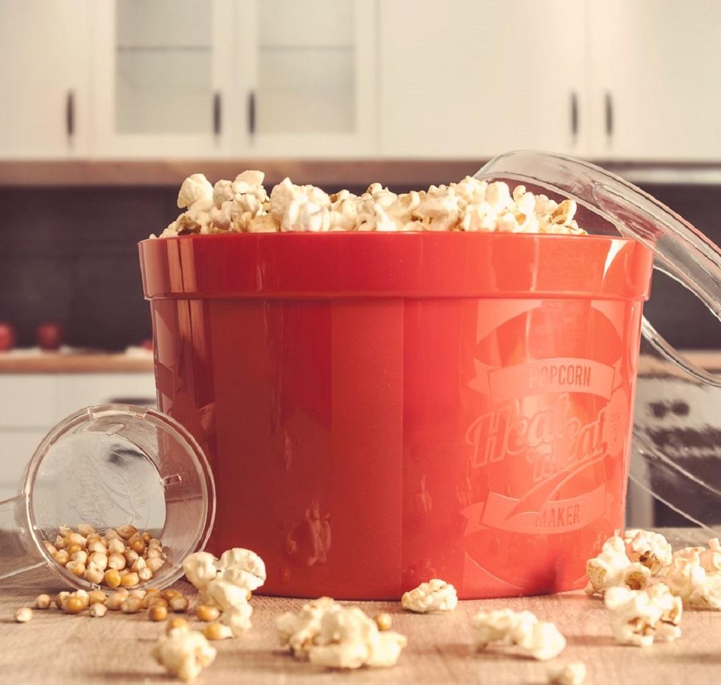 Heat n' Eat Popcorn Maker