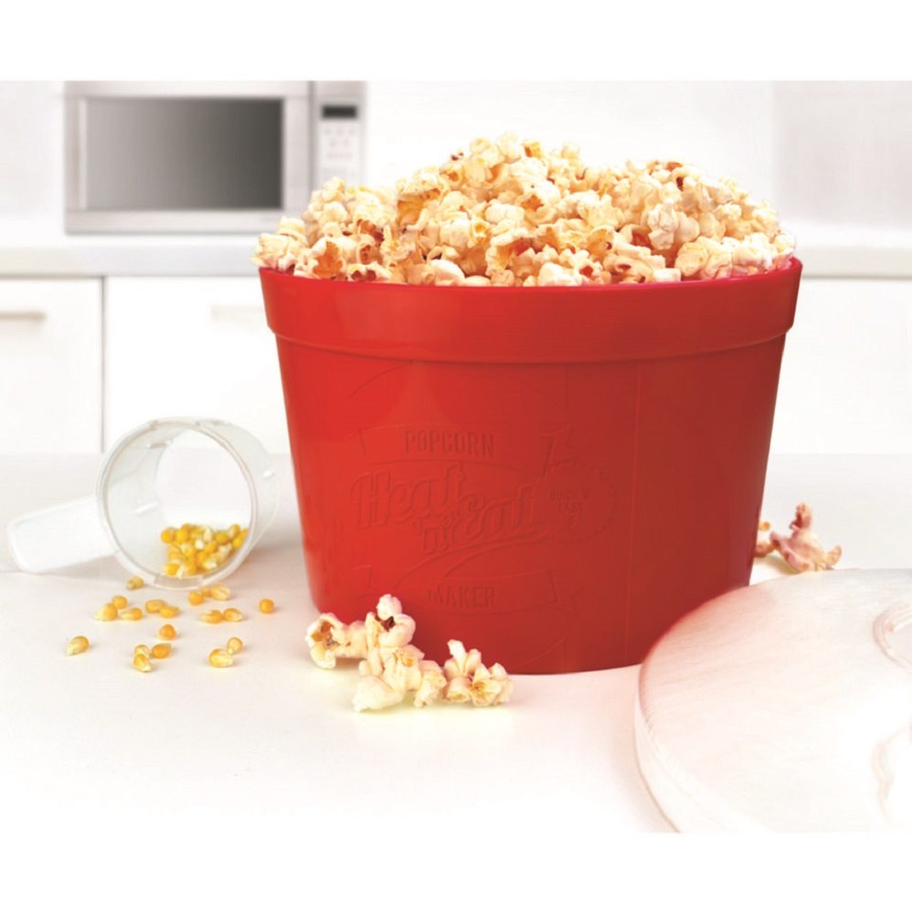 Heat n' Eat Popcorn Maker