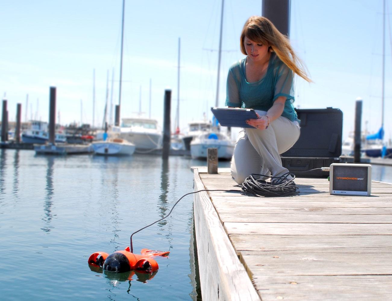 HydroView Inspector Underwater HD Video Camera