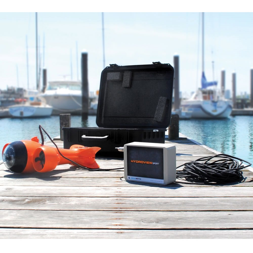 HydroView Inspector Underwater HD Video Camera