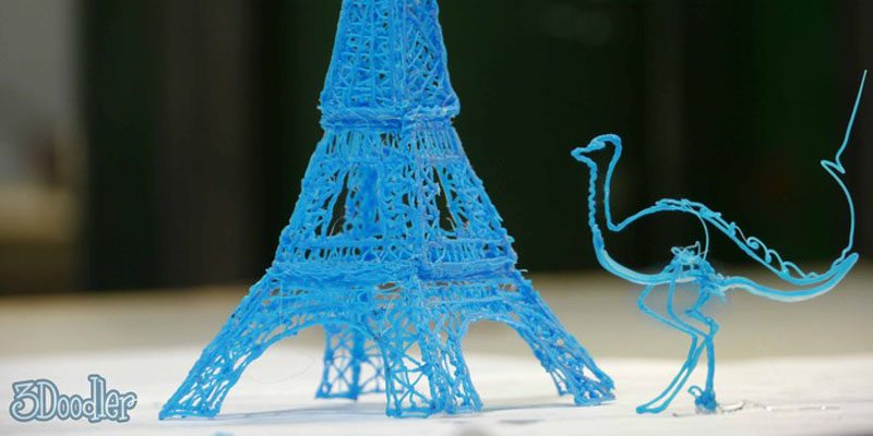 3Doodler on Kickstarter