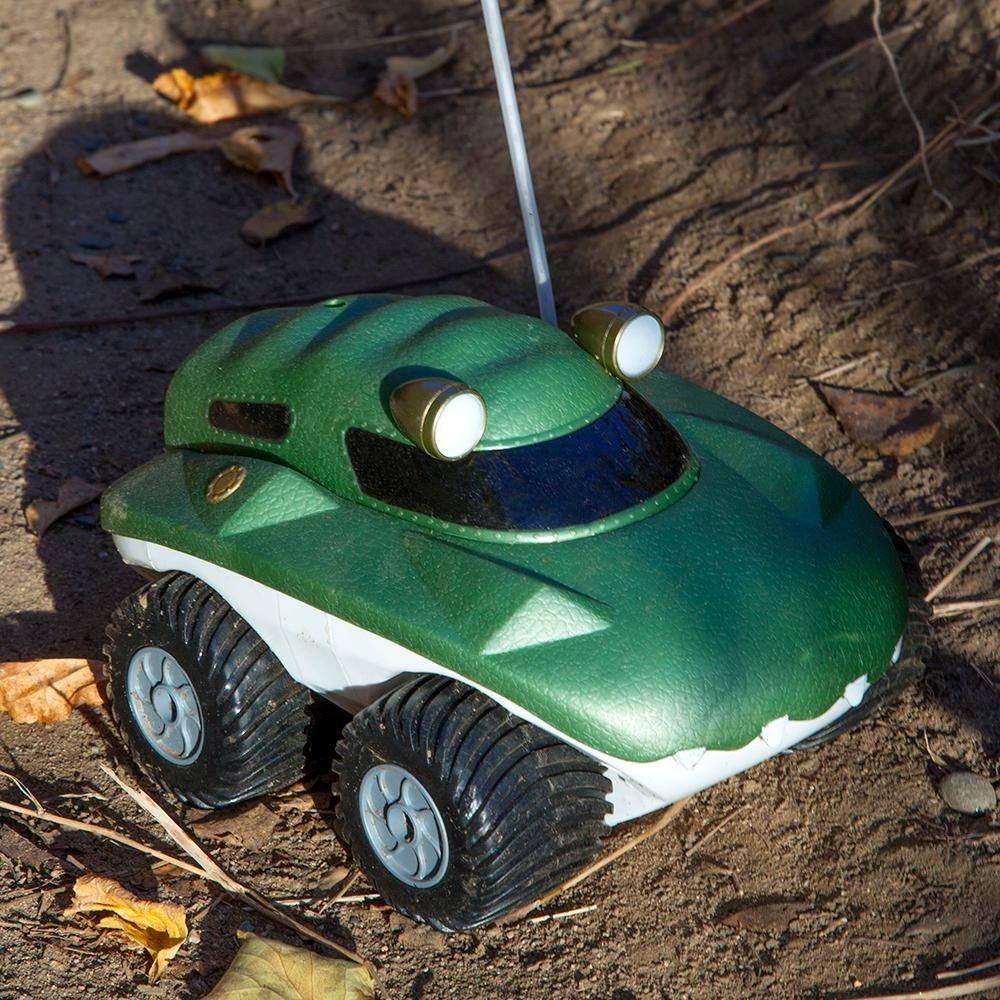 Kid Galaxy Morphibians Gator RC Vehicle