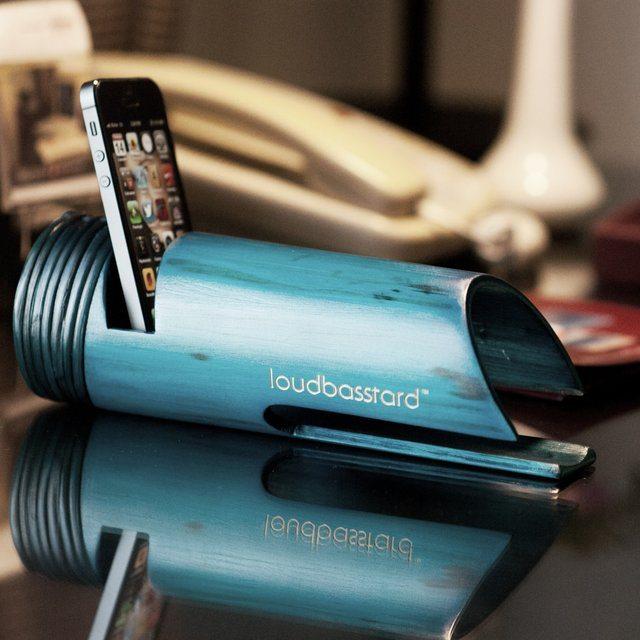 Loudbasstard Bamboo Amplifier