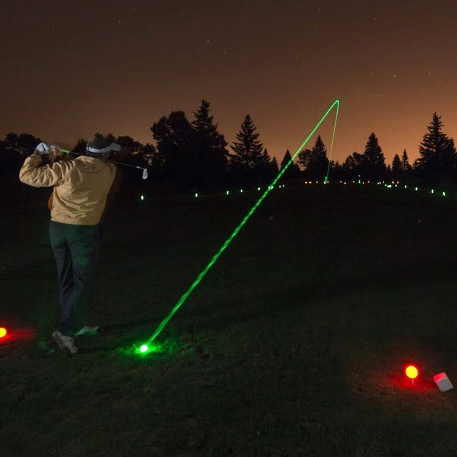 Night Golf Package