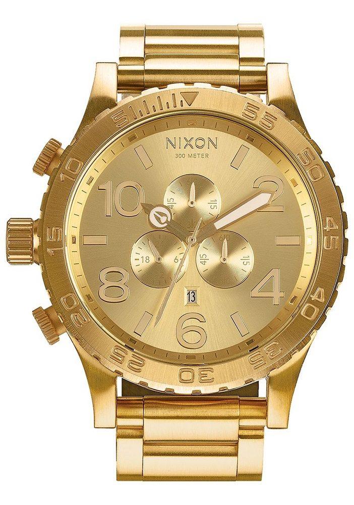 Nixon 51-30 Chrono Watch