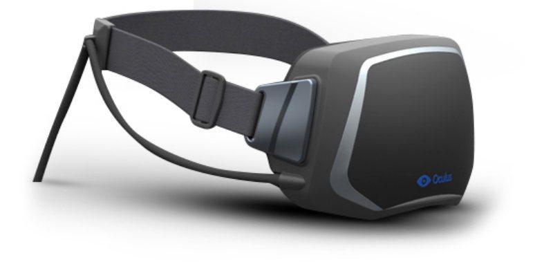 Courtesy of Oculus VR