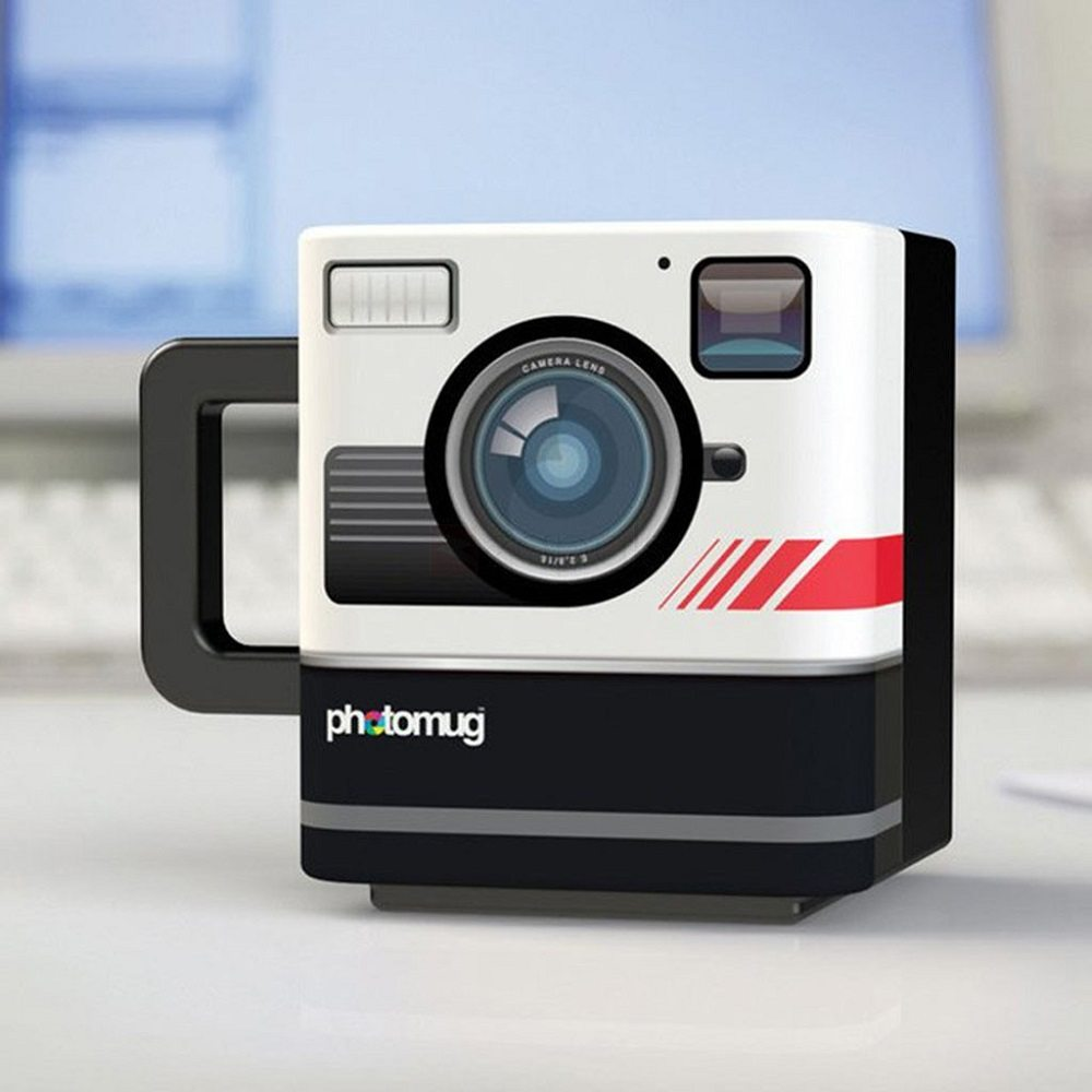 Photomug Retro Camera Mug