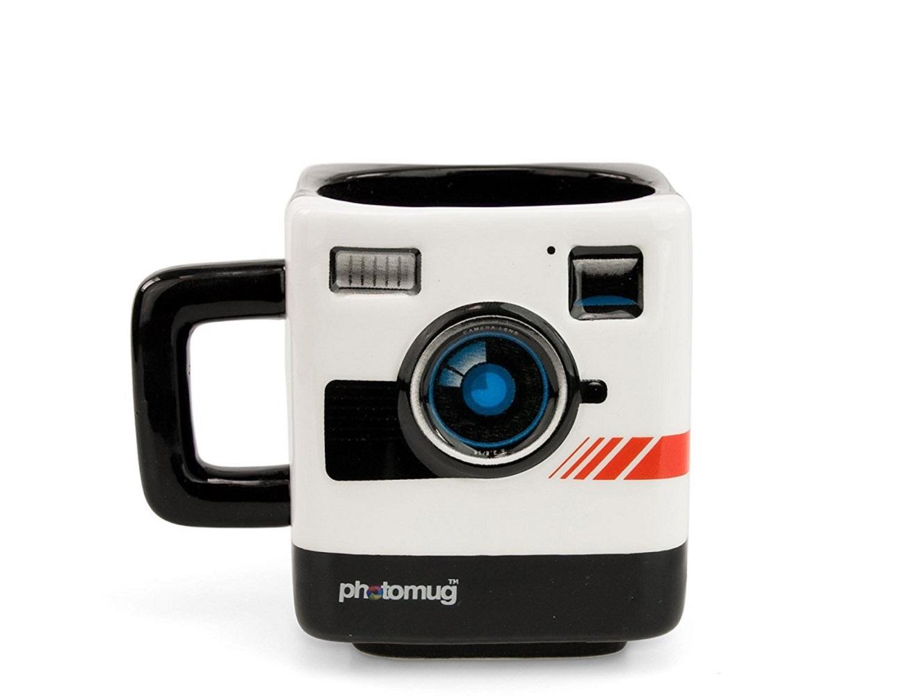 Photomug Retro Camera Mug