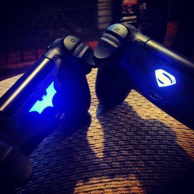 Playstation Ps4 Dualshock Controller Light Bar Decal