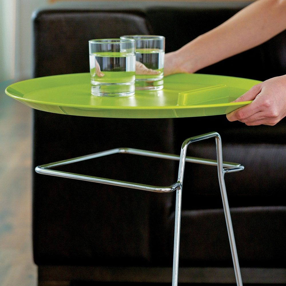 porter tray table from the moma store gadget flow. Black Bedroom Furniture Sets. Home Design Ideas