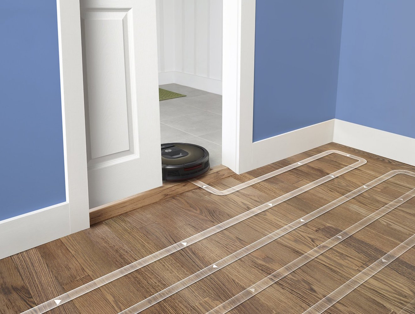 Roomba 980 Vacuum Cleaning Robot By Irobot 187 Gadget Flow