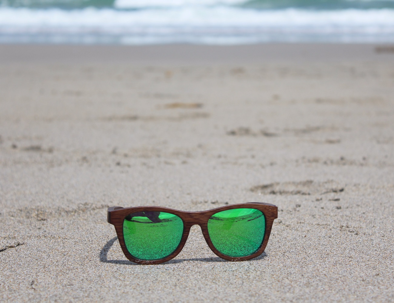 Seaval Shades – Floating Wooden Sunglasses