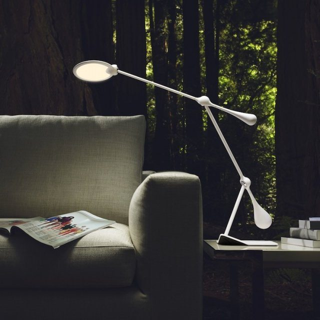Trapeze Desk Lamp