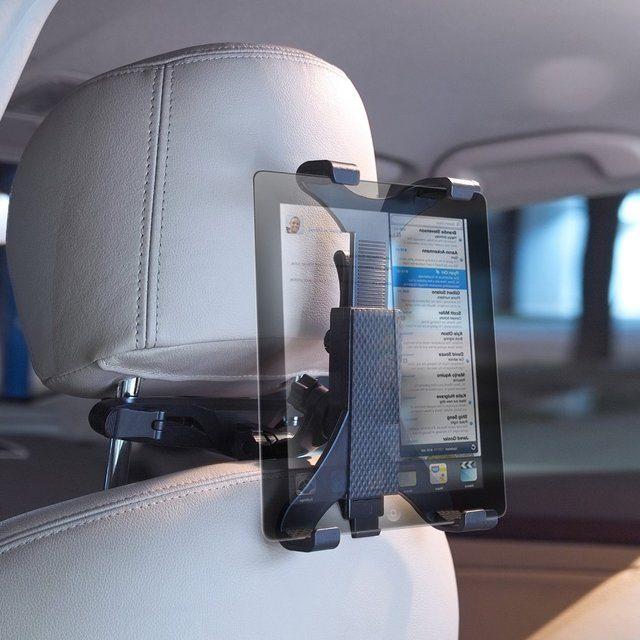 Universal Tablet Headrest Car Mount