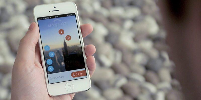 CubeSensors Mobile App