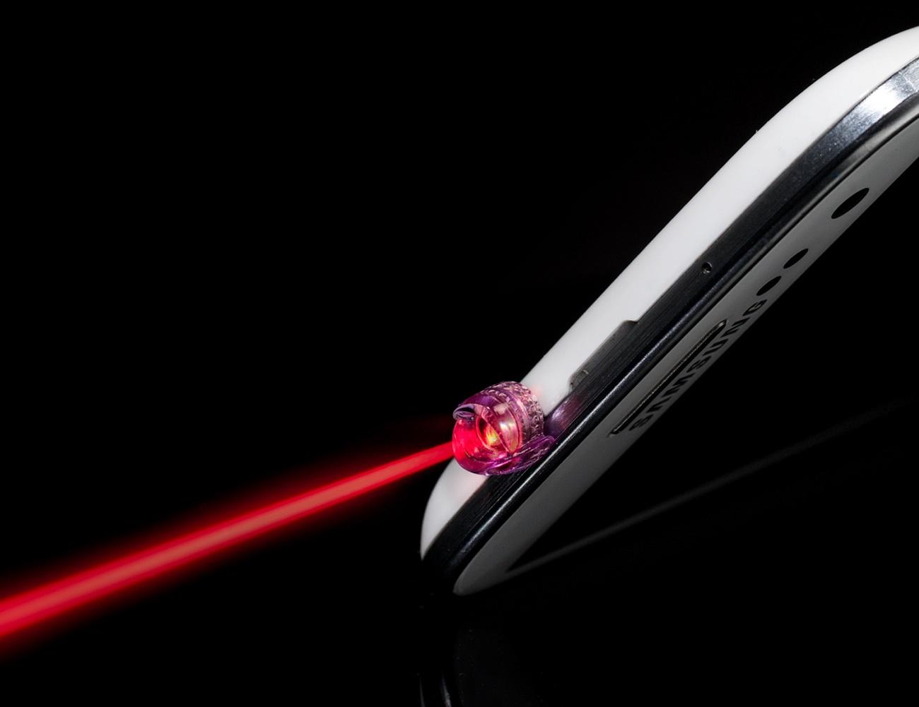 IPin+Laser+Pointer