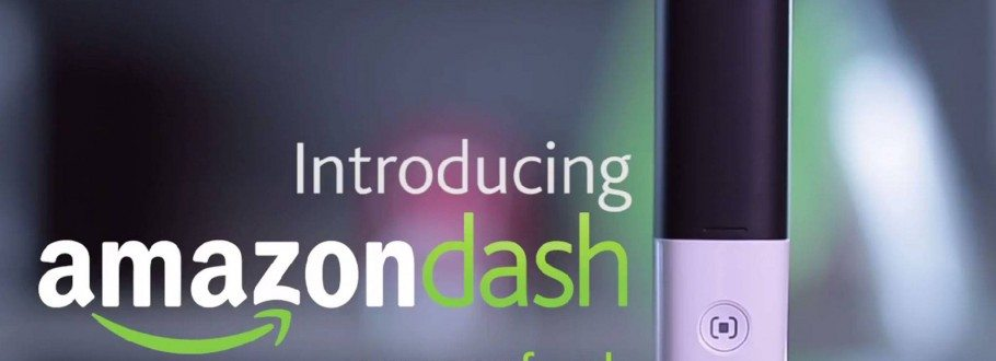 Amazon Dash Wants To Help You Purchase Groceries in a Way You've Never Even Imagined