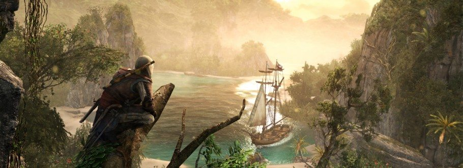 Assassin's Creed IV: Black Flag Lets You Be a Pirate, an Assassin, and an Explorer in One Sleek Experience