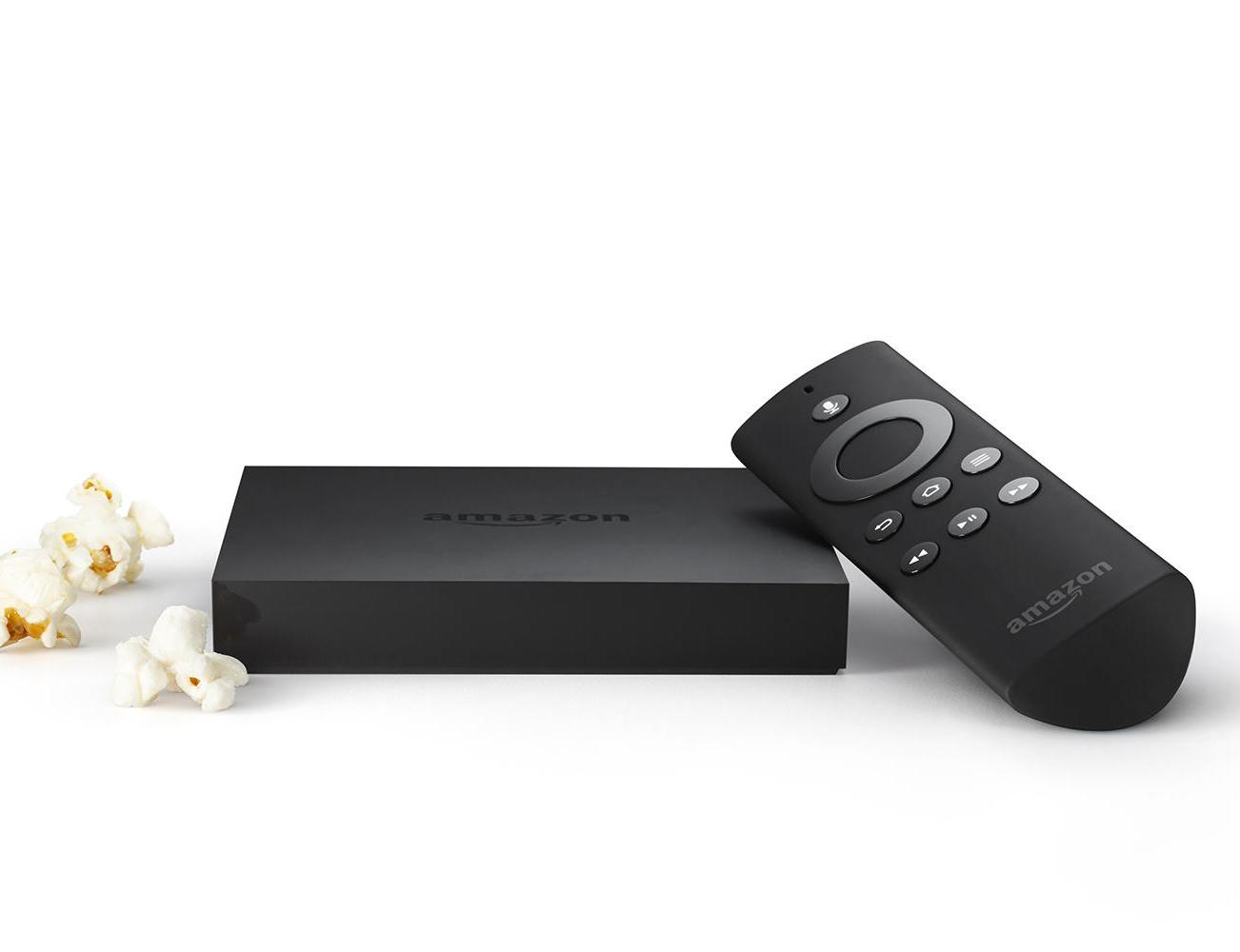 Amazon Fire TV – Connecting Your HDTV to a New World of Online Entertainment