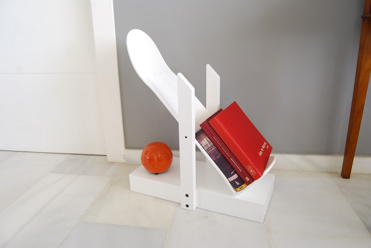 Backflip Skateboard Shelf