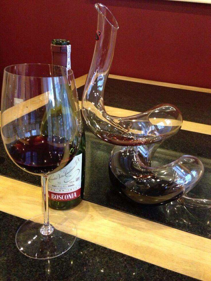 Boa+Wine+Decanter+By+Riedel