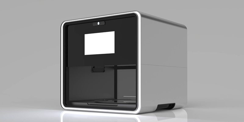 Foodini 3D printer provides healthy eating solutions