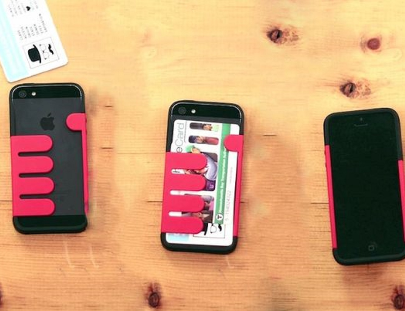 HandHold iPhone Case