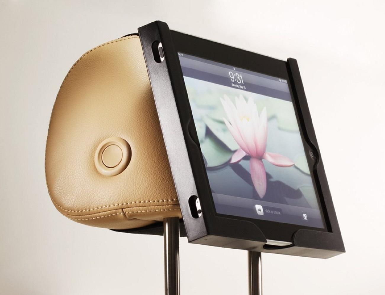 Headrest Tablet Holder by iPADKET
